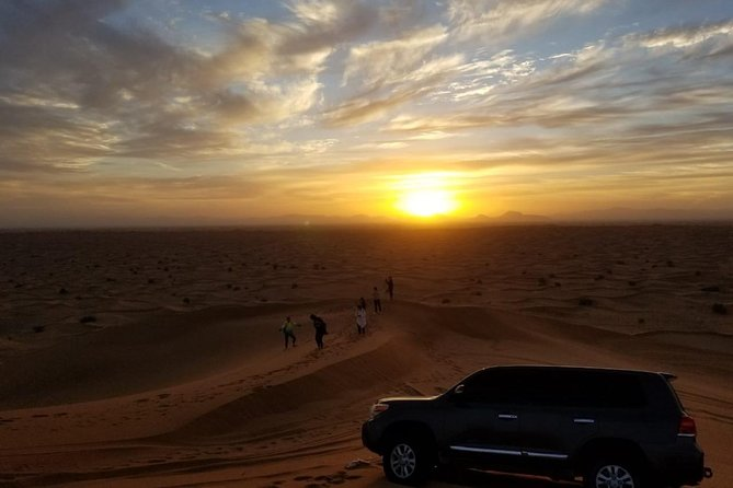 Morning Desert Safari With 20-Minutes Camel Ride photo 8