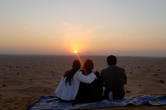 Morning Desert Safari With 20-Minutes Camel Ride photo 9