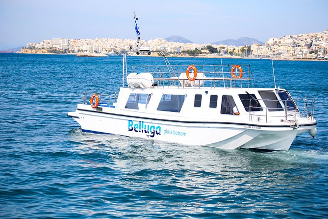 Athens: Private Cruise up to 45 persons-Charter it and plan your personal cruise