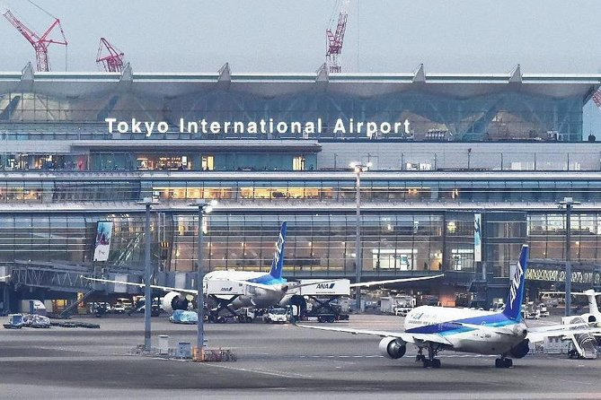 Airport Transfer - Pick and Drop to / from Narita and Haneda Airport