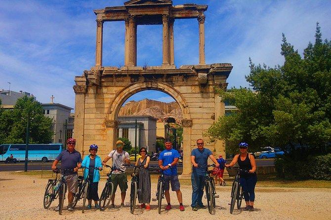 Athens Sunset Bike Tour