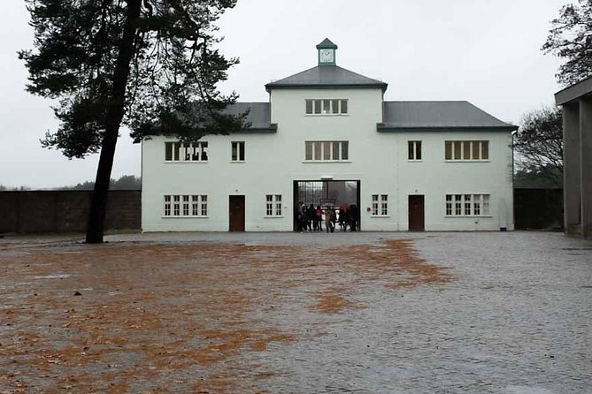 Private Half-Day Trip from Berlin to Sachsenhausen Concentration Camp