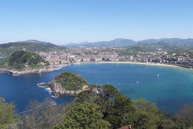 San Sebastian and Biarritz Private Day Tour