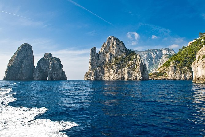 Sorrento to Capri Boat Cruise - From Autumn to Winter and Spring!
