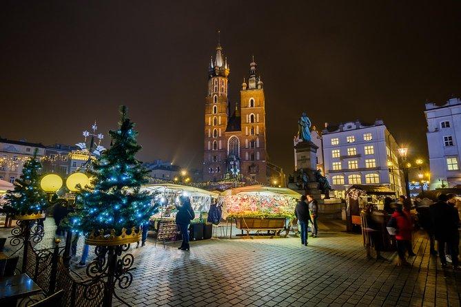 Cracow Christmas Market food tour