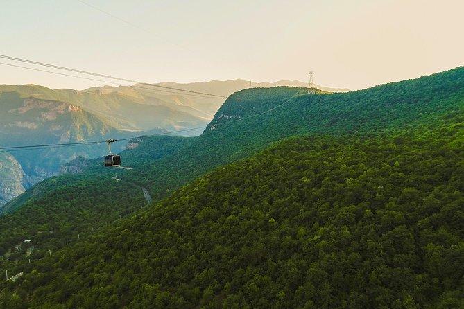 One Day Trip to Khor Virap-Noravank-Tatev