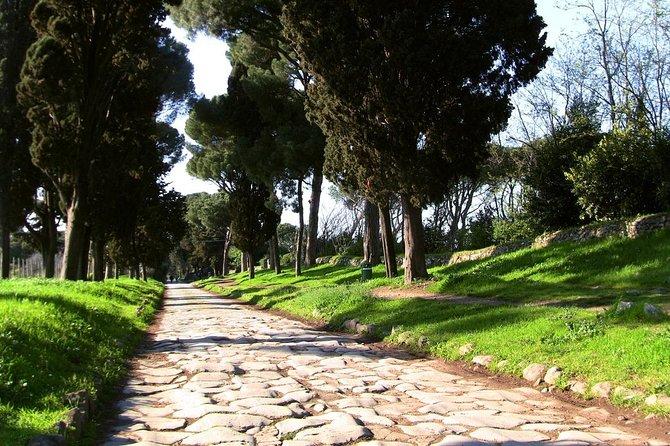 ALONG ROME'S EMPIRE ROADS-English Speaking Driver-Ostia Antica 2 hr Private tour