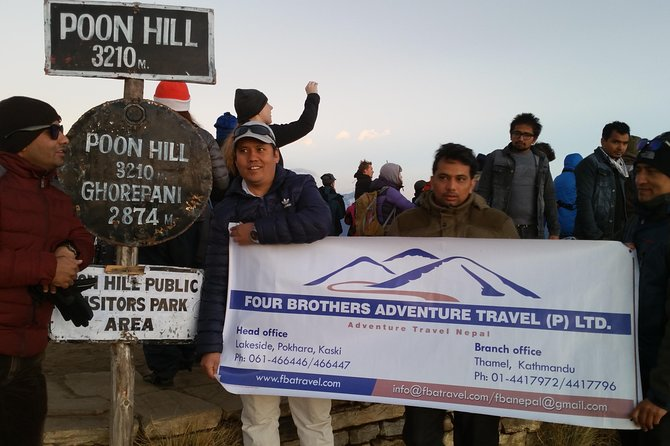 3 Night 4 Days Poon Hill Trek