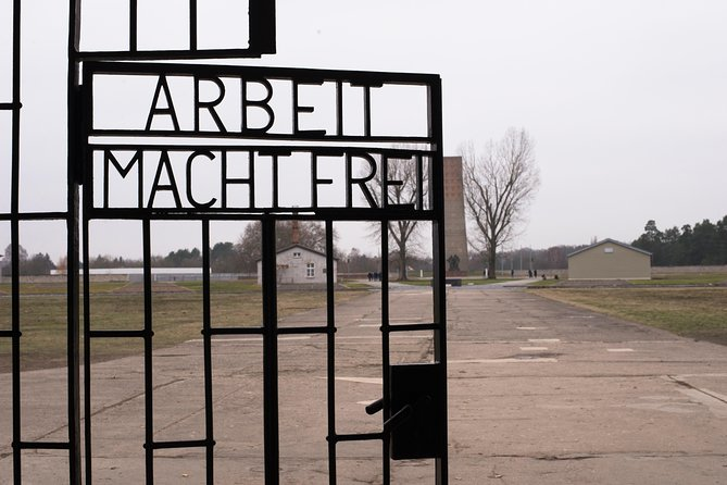 Berlin & Sachsenhausen Concentration Camp Tour from Warnemünde and Rostock Port