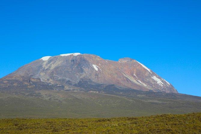 Kilimanjaro Climbing Lemosho Route 8 Days.