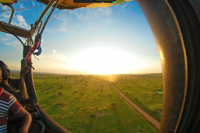 3 Days Murchison Falls Hot Air Balloon Safari