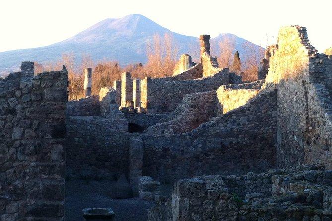 Pompeii Shared Tour