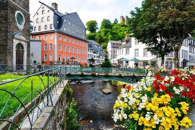 Private tour : The Heart Of The Eifel Historical Cities Monschau and Aachen
