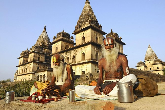 Private One Way Transfer From Agra To Orchha in AC Vehicle