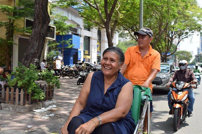 Sai Gon City Half Day Cyclo Ride Private