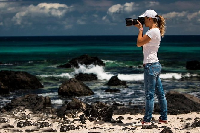 2-Hour Sunset Photography Tour in Western Lanzarote