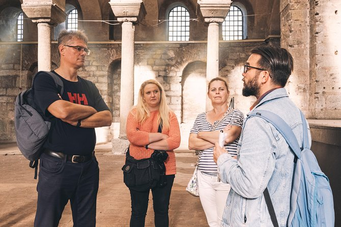 Hagia Irene (Istanbul): Skip-the-line Ticket with Guided Tour