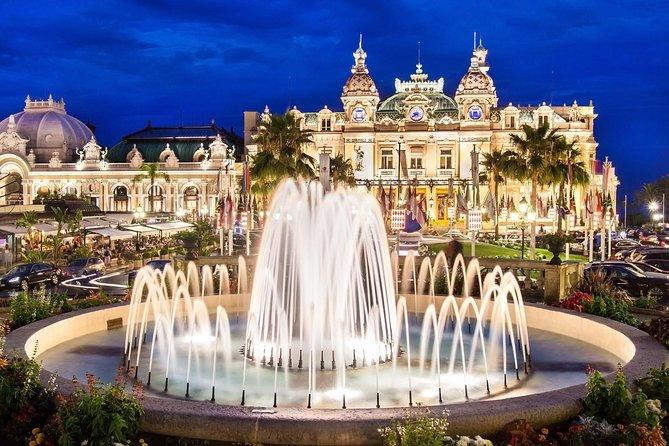 Private Tour: Monaco at Night by Minivan