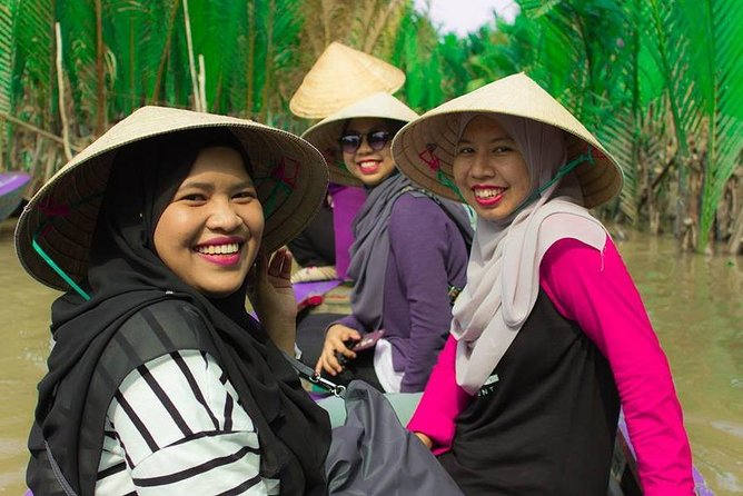 Luxury Mekong Delta Muslim tour in a day