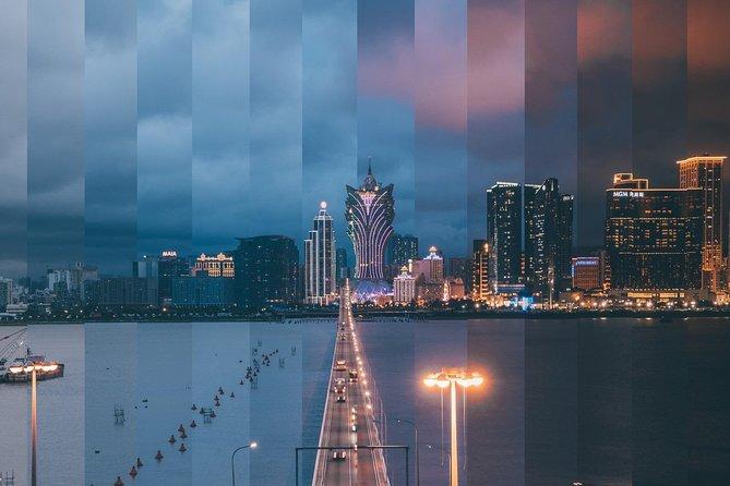Seat-In-Coach: City Tour de um dia em Macau saindo de Hong Kong