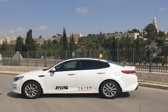 Private Full-Day Trip to Jerusalem & Bethlehem from Tel Aviv