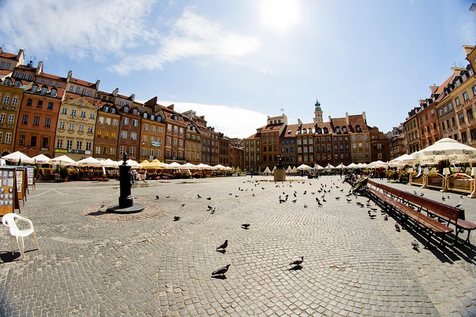 Warsaw: Old Town Highlights Private Walking Tour photo 8
