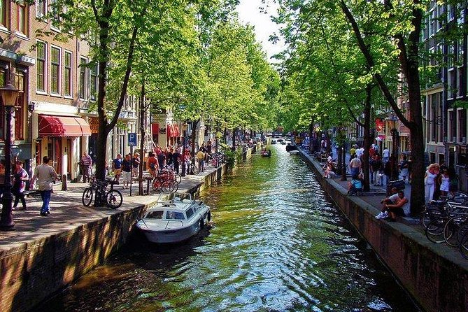Private tour :Traditional Holland and Amsterdam city tour from Brussels Full day