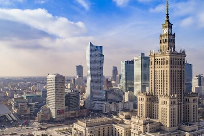 Private Tour: Warsaw best of 3-Hour Sightseeing Tour