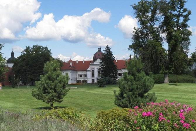 Visit Godollo Castle on a private tour