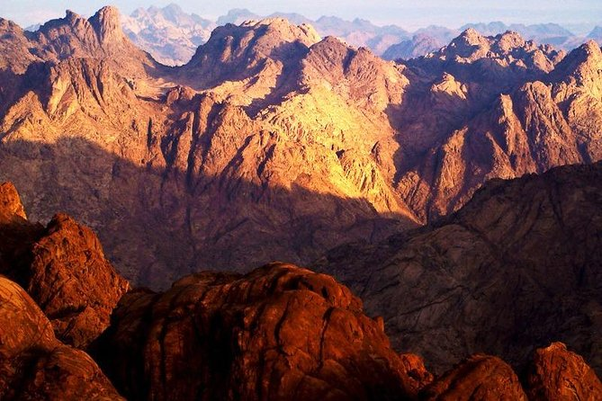 1 Day Private climb to Mount Moses to watch sunset & sunrise