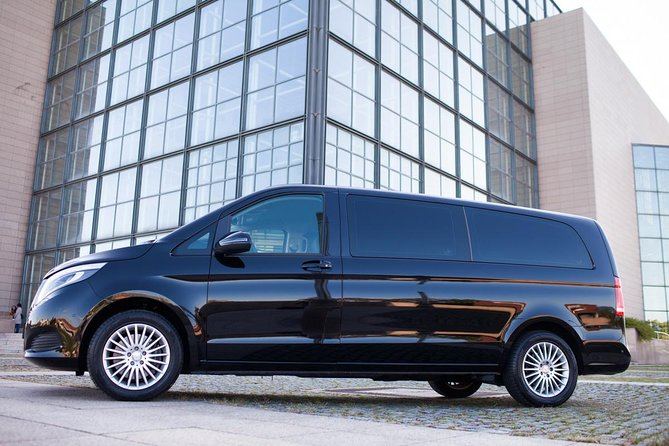 Luxury/vip transfer from Vienna to Zagreb
