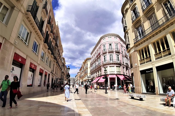 Malaga city private walking tour by Tours in Malaga