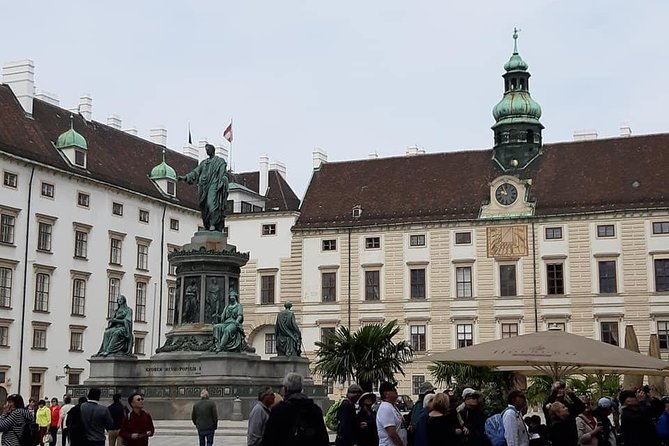 Private Vienna tour from Budapest with guide