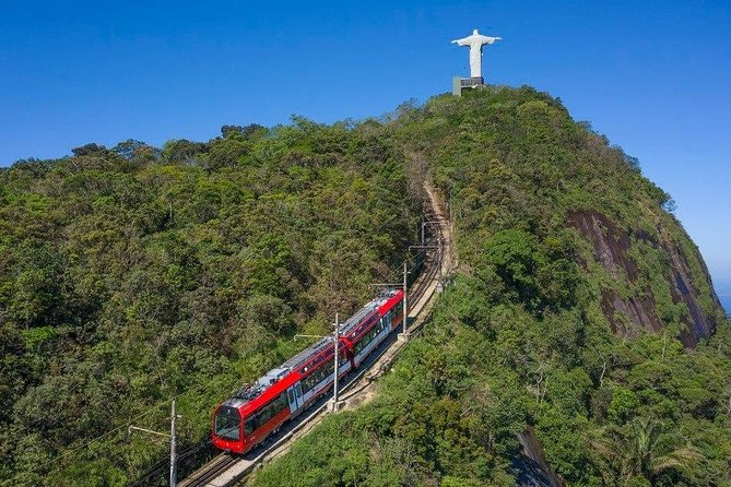 Visit Christ the Redeemer by Train and discover Rio de Janeiro