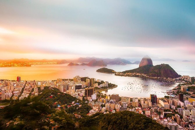 Christ the Redeemer Train and City tour