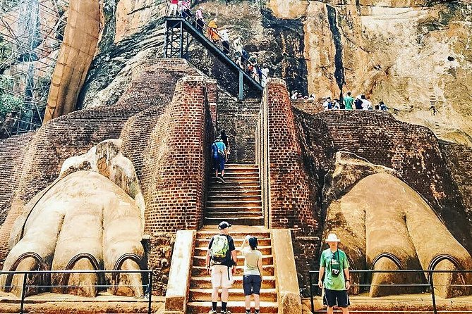 Sigiriya, Dambulla, Polonnnaruwa Trilogy day tour from Colombo