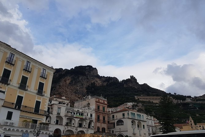 Transfer from Naples to Amalfi or vice versa