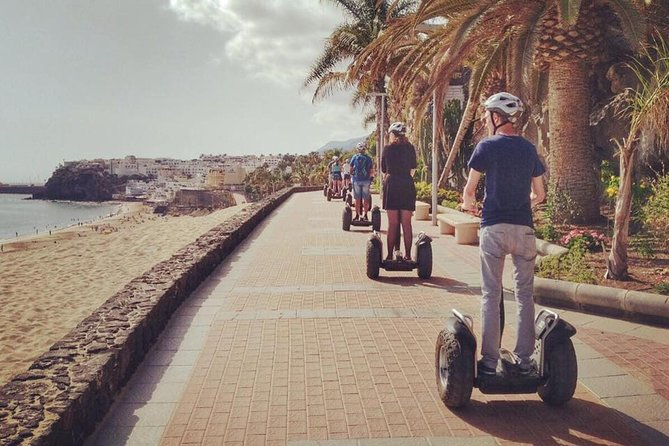 2-hour Segway Tour from Playa de Jandía to Morrojable