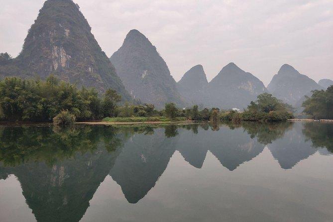 Guilin Yangshuo Day tour from Guangzhou by Round Way Bullet Train