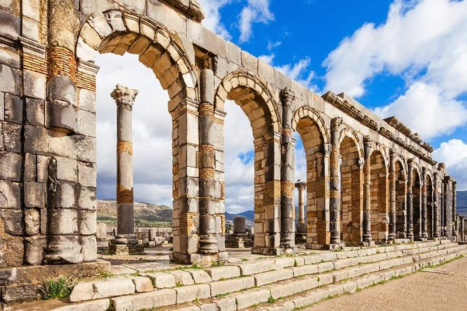 A Wonderful Private Day Trip to Volubilis, Moulay Driss Zarhoun, Meknès from Fez