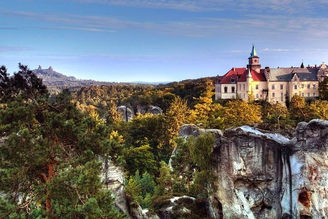 Czech paradise private hike