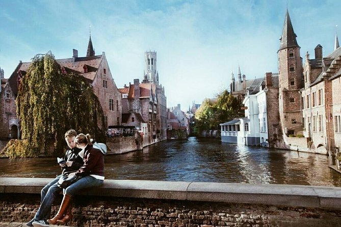 Private tour to Belgium (Bruges) from Paris. Best offer!