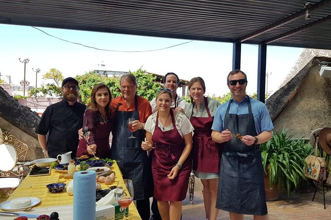 Chiles Rellenos Cooking Class in San Miguel De Allende