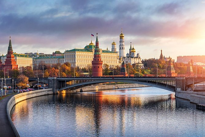 Moscow In Two Days Sightseeing Tour