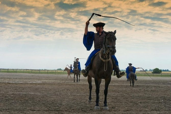 Horseshow on the Hungarian Puszta, private tour from Budapest