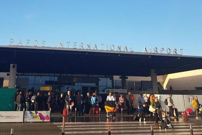 Paphos Airport PFO - Paphos Town