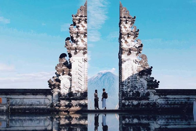 Bali Instagram Tour; Gate of Heaven, Swing & Waterfall Highlight