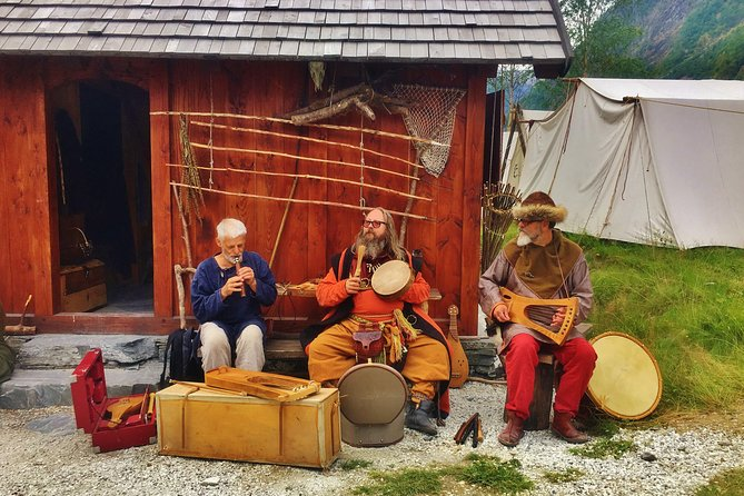 PRIVATE LIMITED TOUR: Trip to the Viking Market in Gudvangen, 9-10 hours