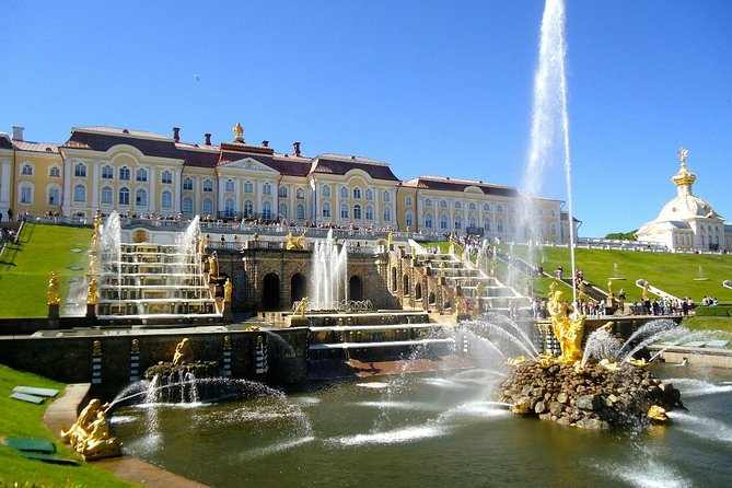 Classic St. Petersburg Private Tour for Cruise Passengers