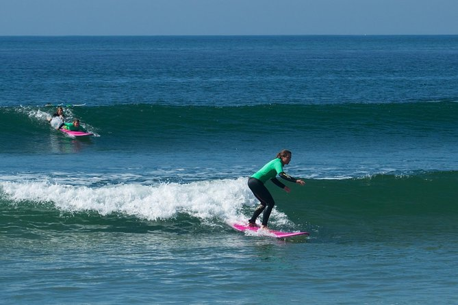 Learn Surf with a Pro